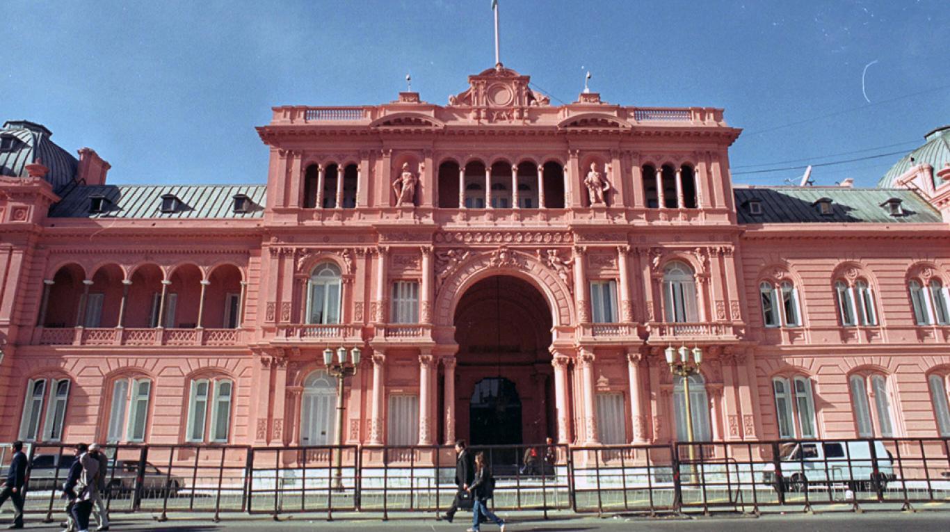 Hotel Regis – Casa Rosada