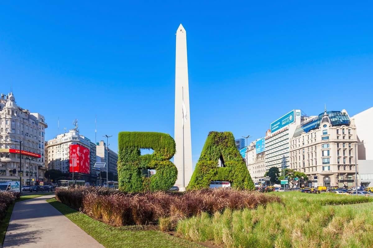 Hotel Reina – Obelisco – Buenos Aires – Centro
